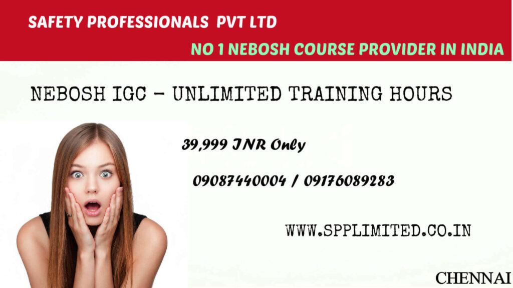 Nebosh IGC @39,999 INR